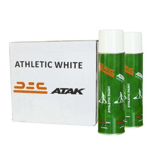 ATAK Athletic Aerosols White