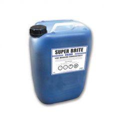 SUPER BRITE Colour Paint Blue 10L