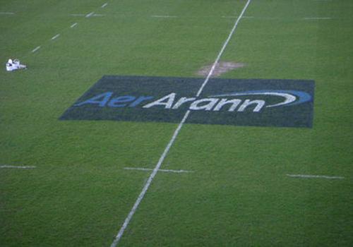 Grass Graphic Aer Arann