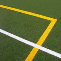 Synthetic Surface Line Marker Paint