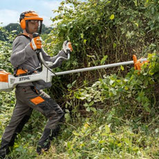 Brushcutters, Grass Trimmers